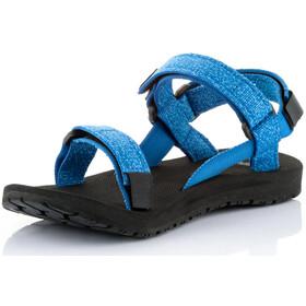 SOURCE Classic Sandalen Damen blur blue